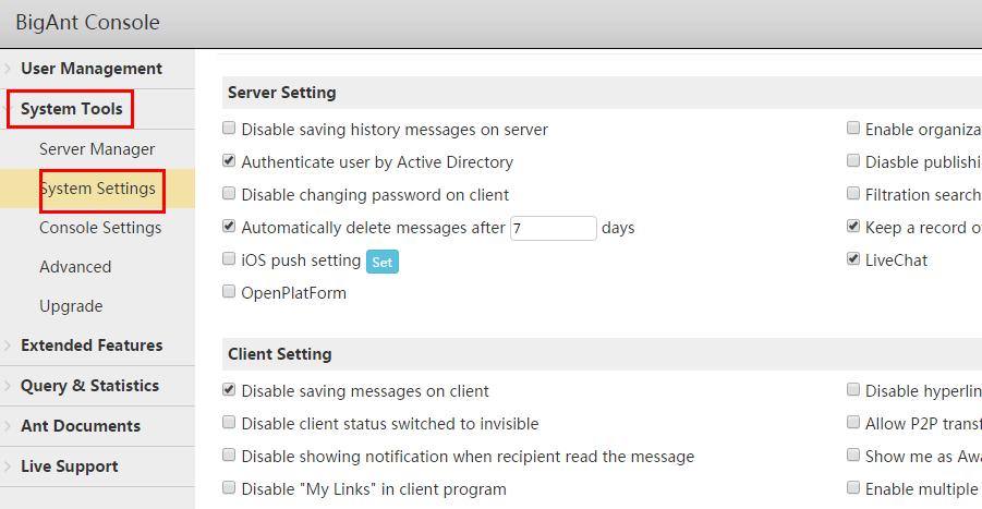 Download instant messenger & Lan chat program